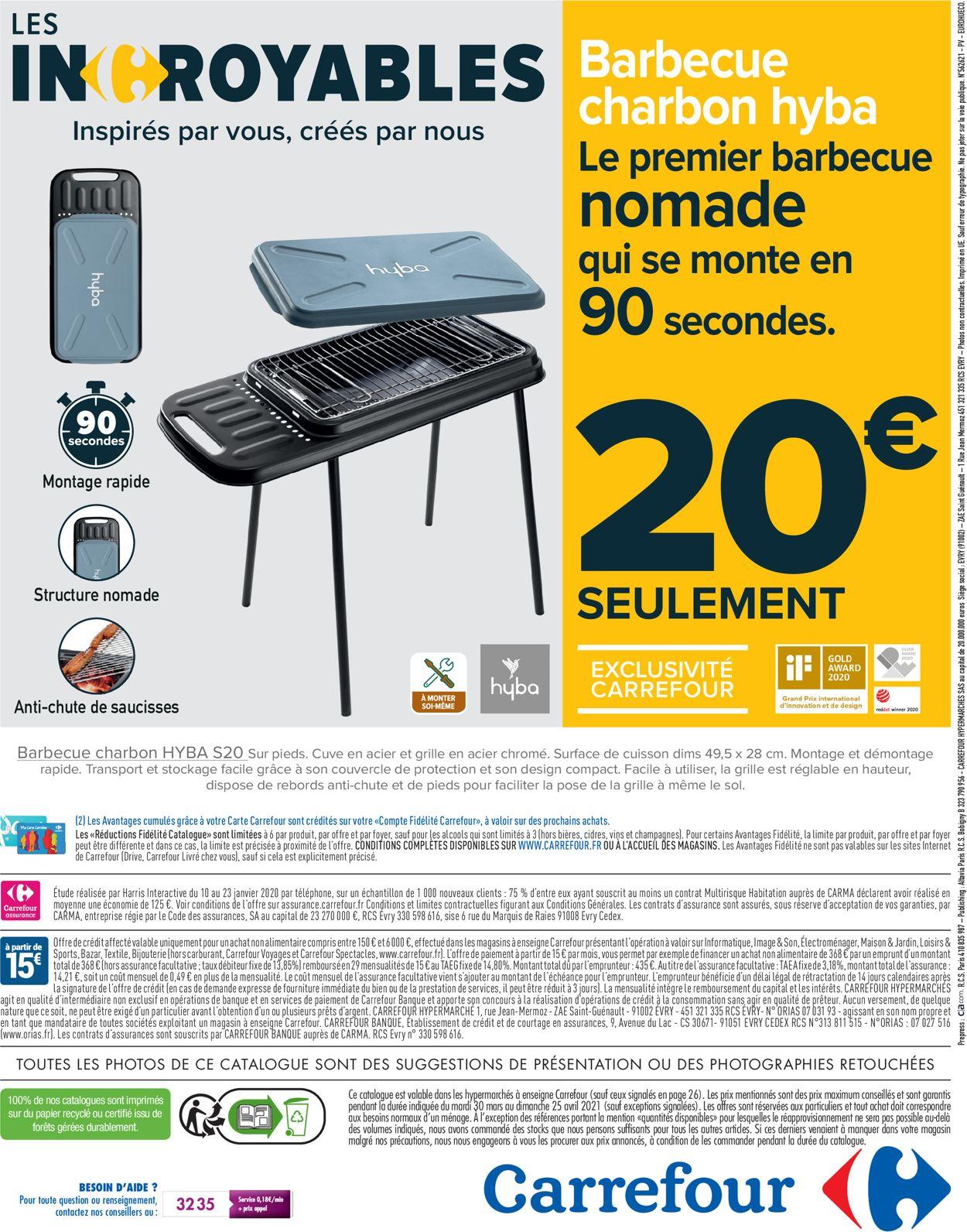 Carrefour Catalogue - 30.03-25.04.2021 (Page 28)