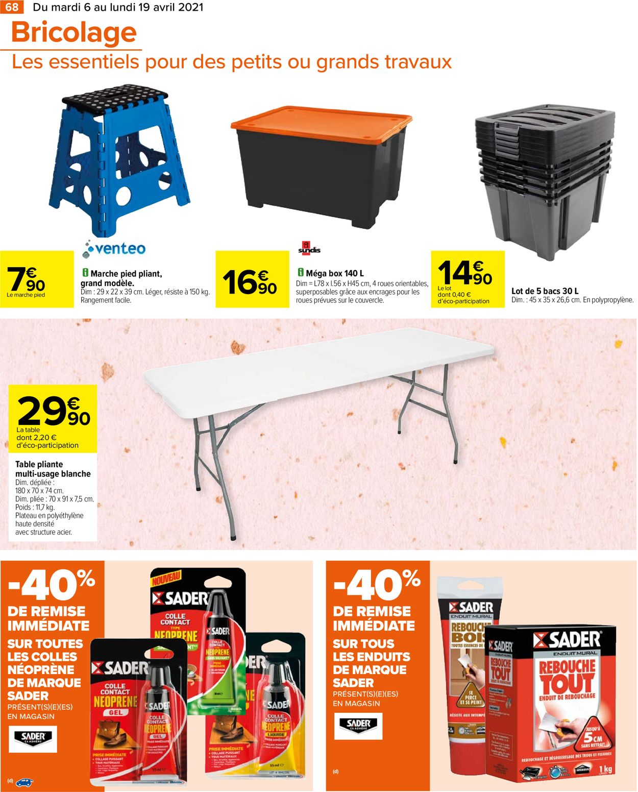 Carrefour Catalogue - 06.04-19.04.2021 (Page 71)