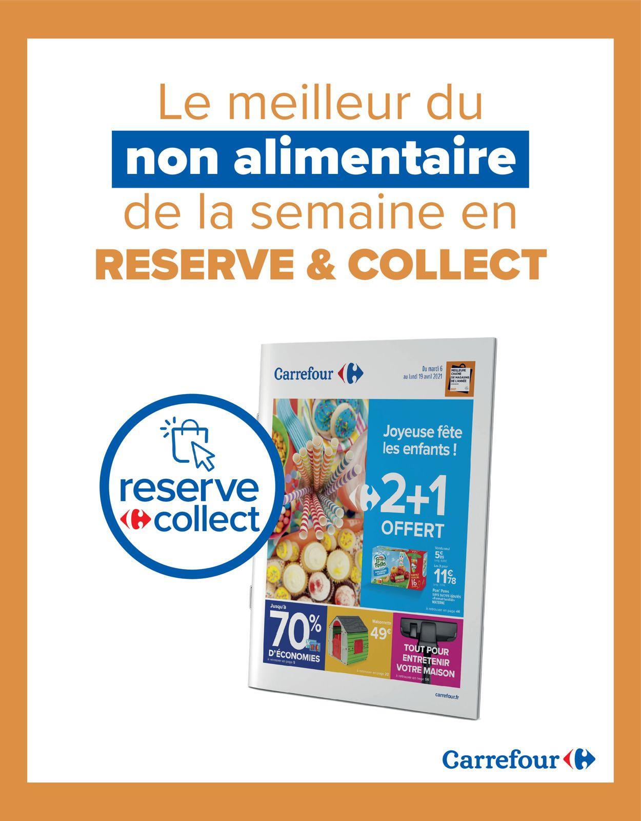 Carrefour Catalogue - 06.04-19.04.2021