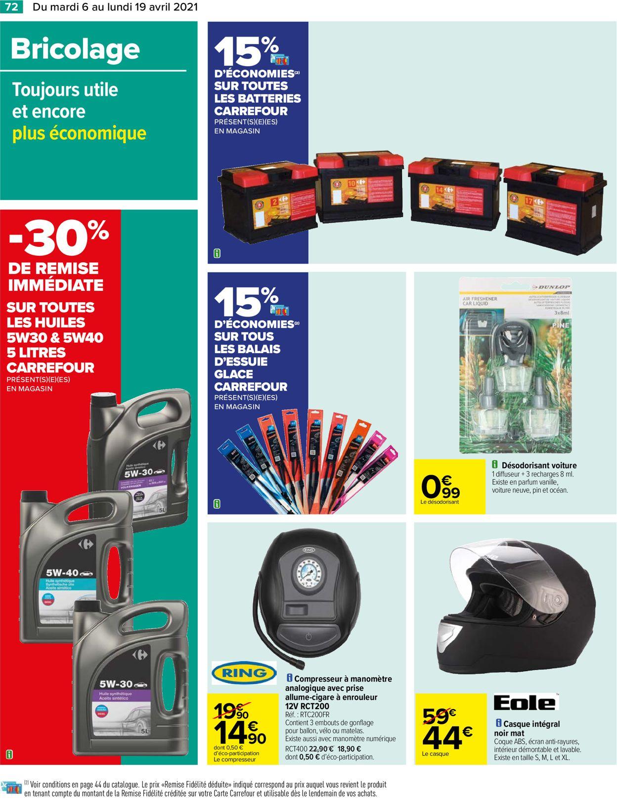 Carrefour Catalogue - 06.04-19.04.2021 (Page 18)