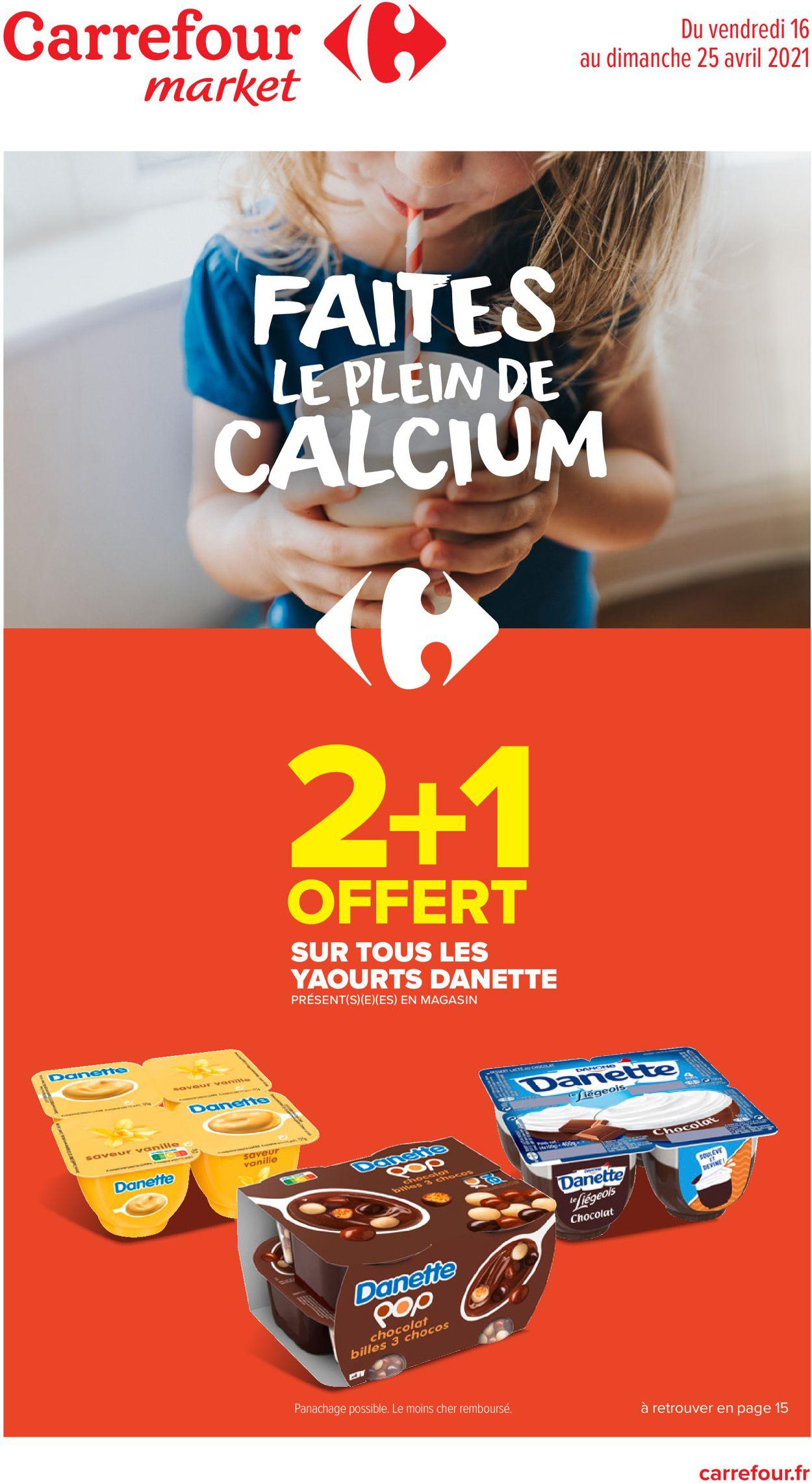 Carrefour Catalogue - 16.04-25.04.2021