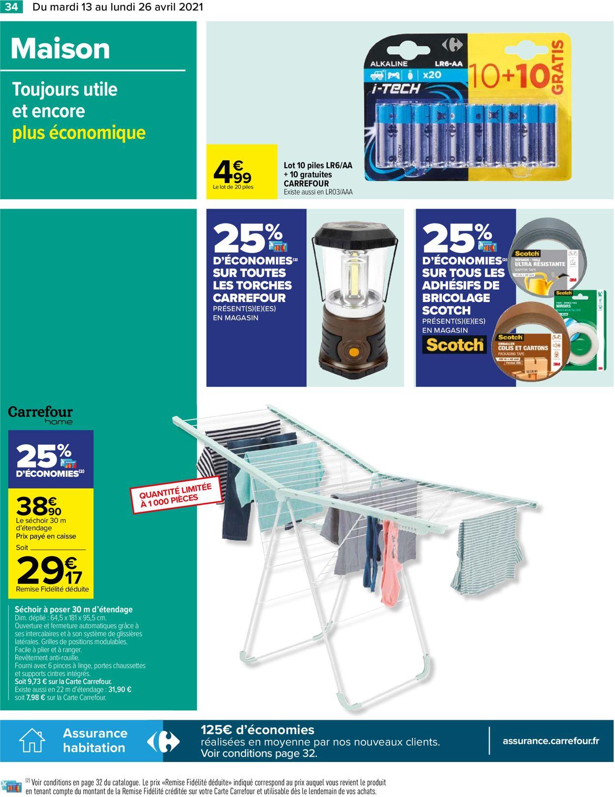 Carrefour Catalogue - 13.04-26.04.2021 (Page 4)