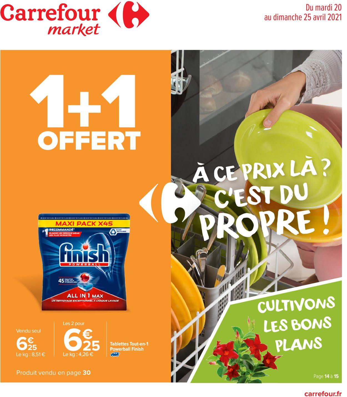 Carrefour Catalogue - 20.04-25.04.2021