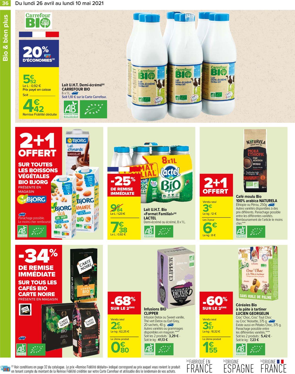 Carrefour Catalogue - 26.04-10.05.2021 (Page 38)