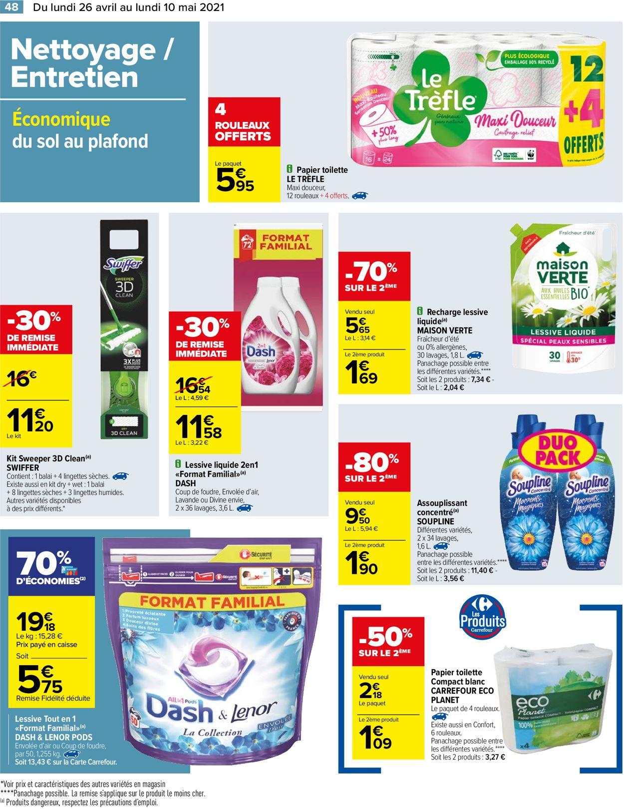 Carrefour Catalogue - 26.04-10.05.2021 (Page 50)
