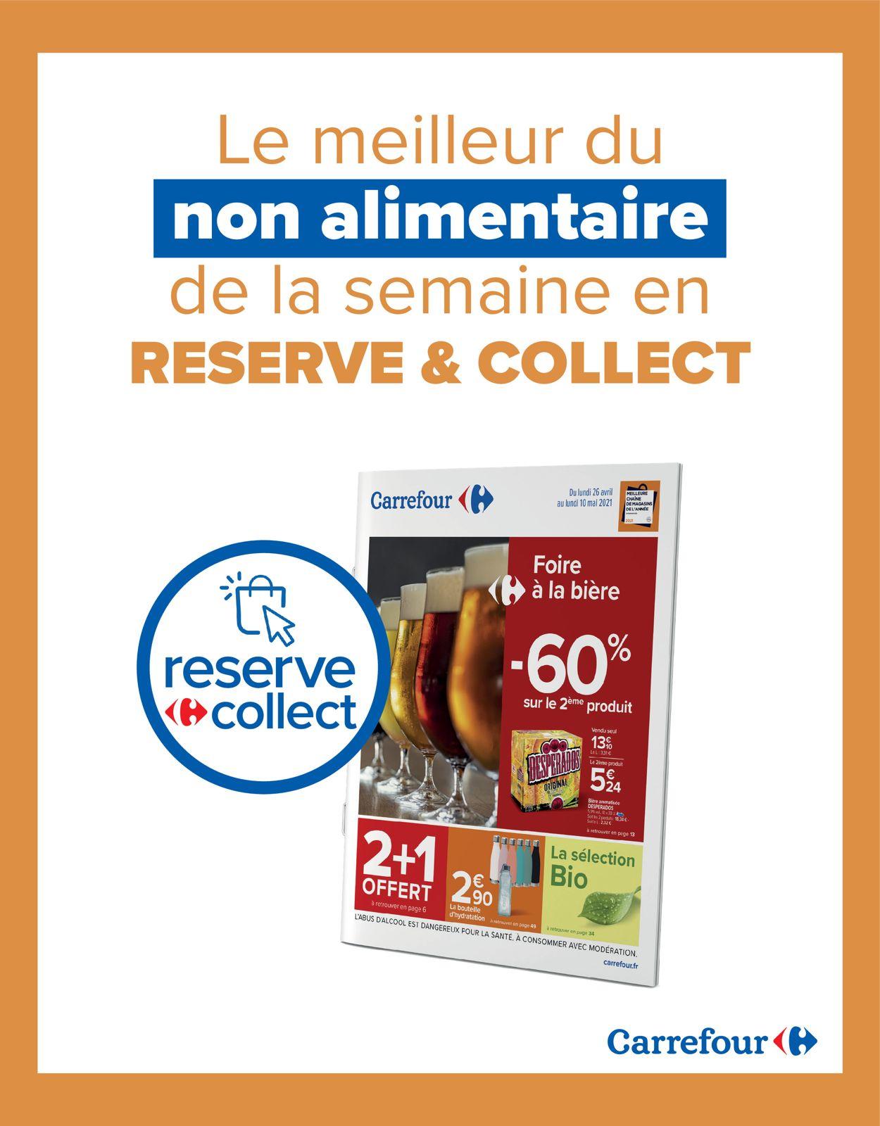 Carrefour Catalogue - 26.04-10.05.2021
