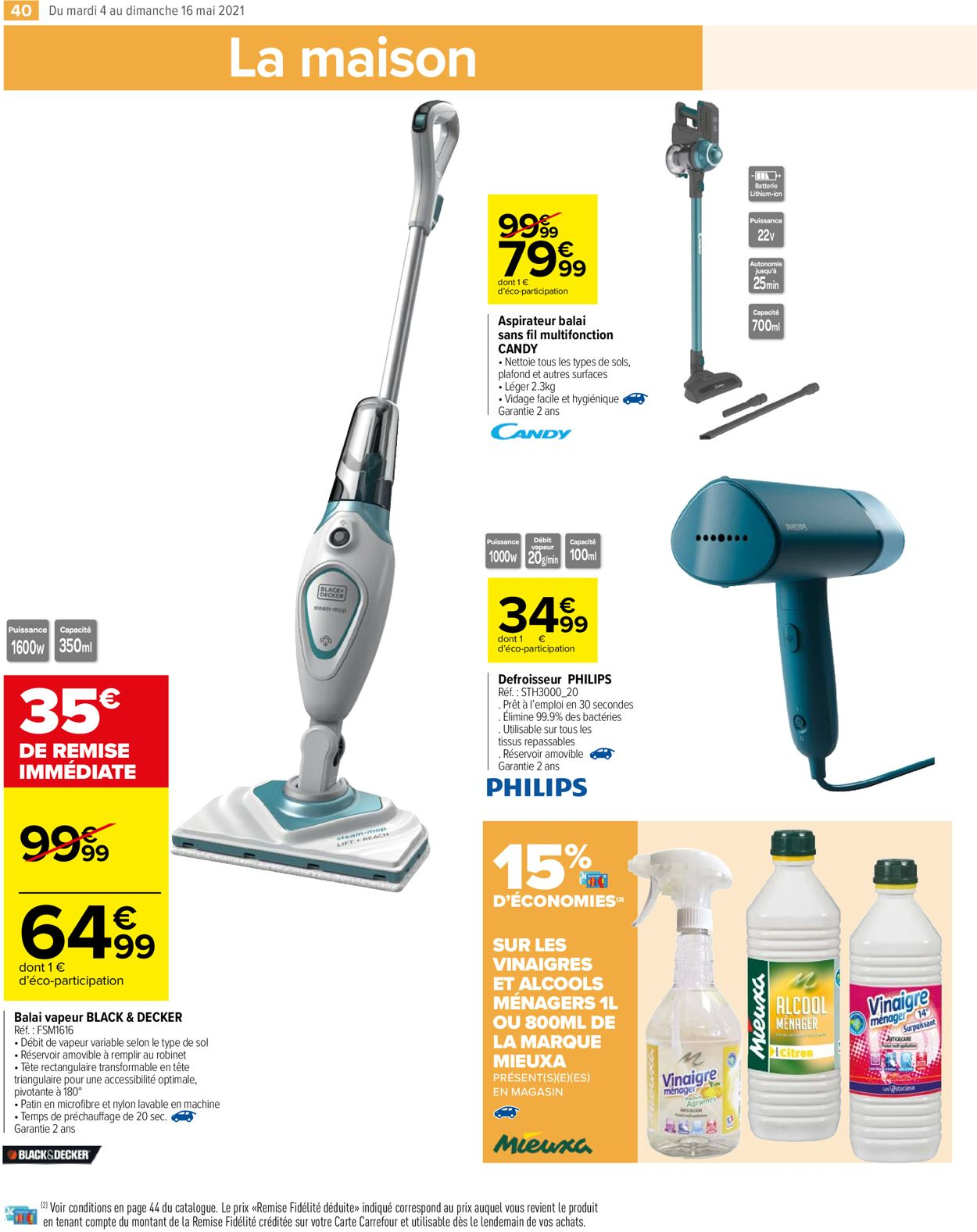 Carrefour Catalogue - 04.05-16.05.2021 (Page 2)