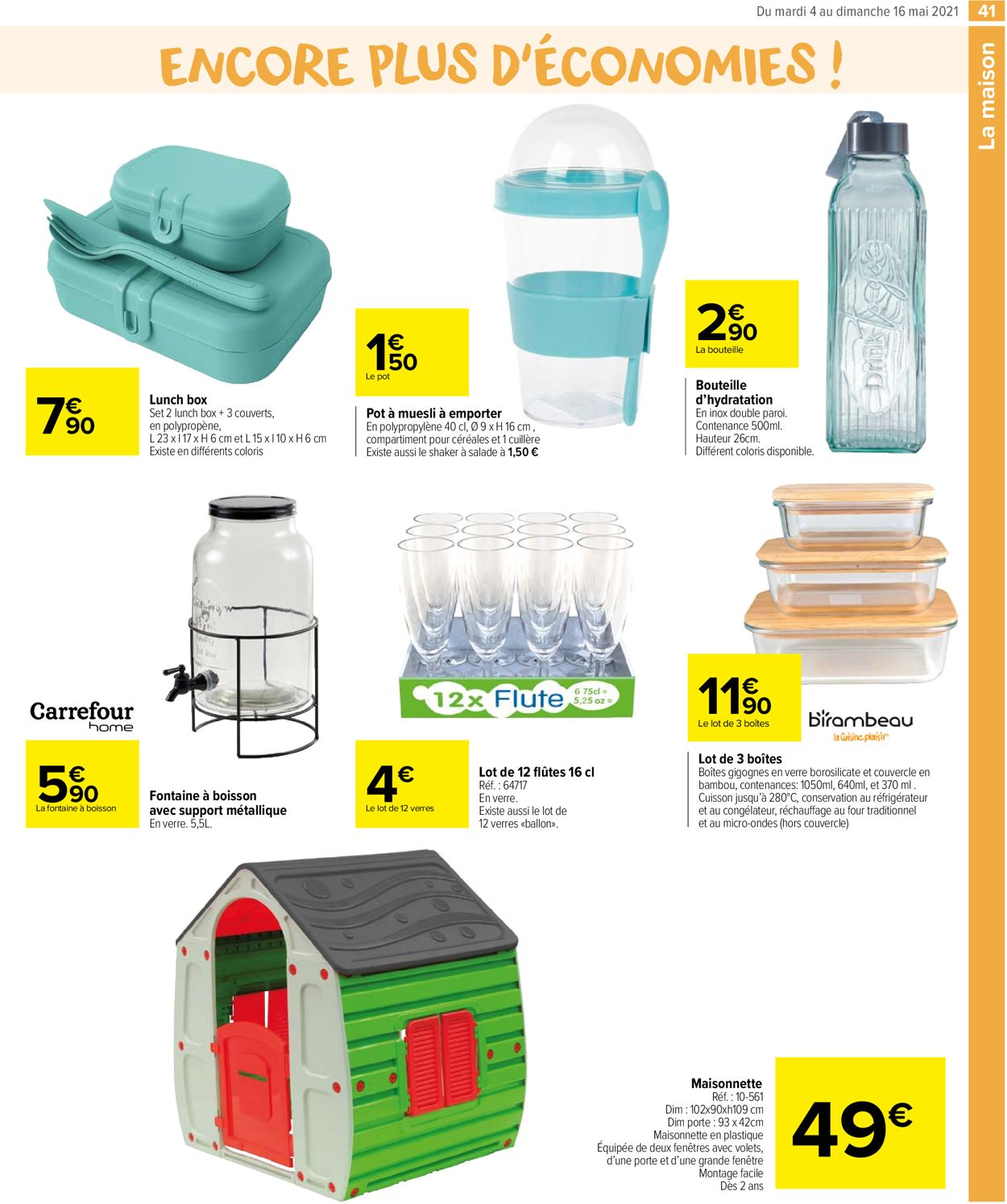 Carrefour Catalogue - 04.05-16.05.2021 (Page 3)