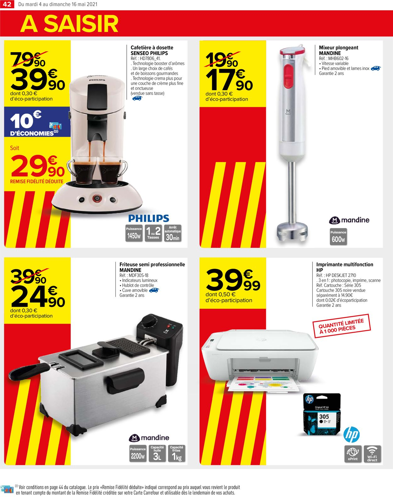 Carrefour Catalogue - 04.05-16.05.2021 (Page 4)