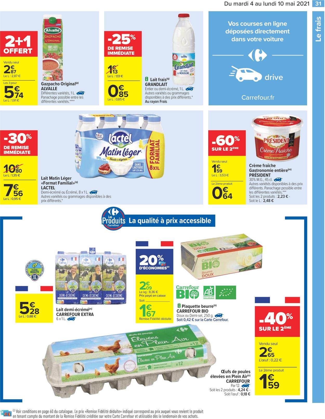 Carrefour Catalogue - 04.05-10.05.2021 (Page 33)