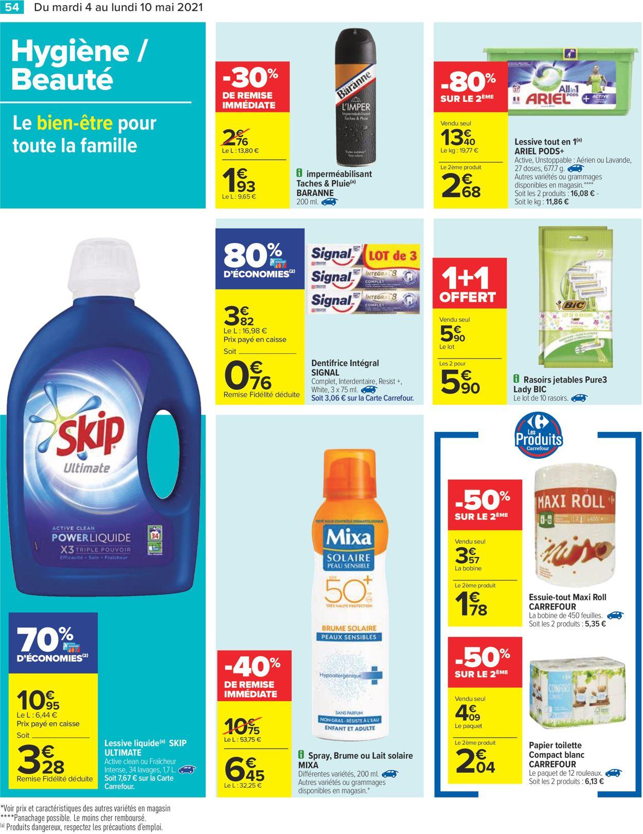 Carrefour Catalogue - 04.05-10.05.2021 (Page 56)