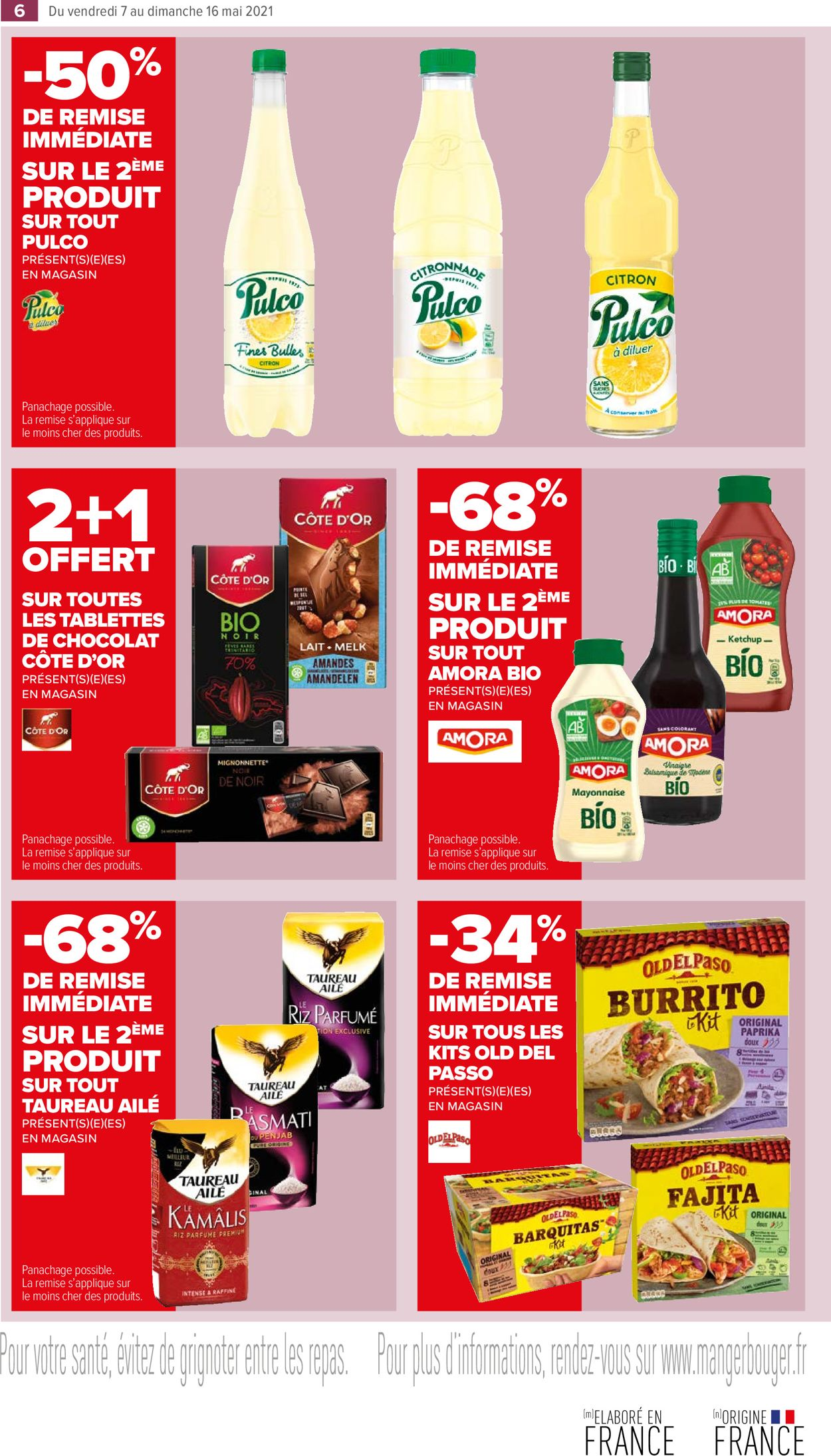 Carrefour Catalogue - 07.05-16.05.2021 (Page 6)