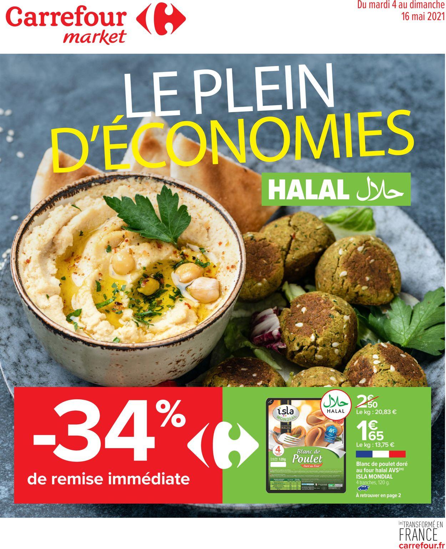 Carrefour Catalogue - 04.05-16.05.2021