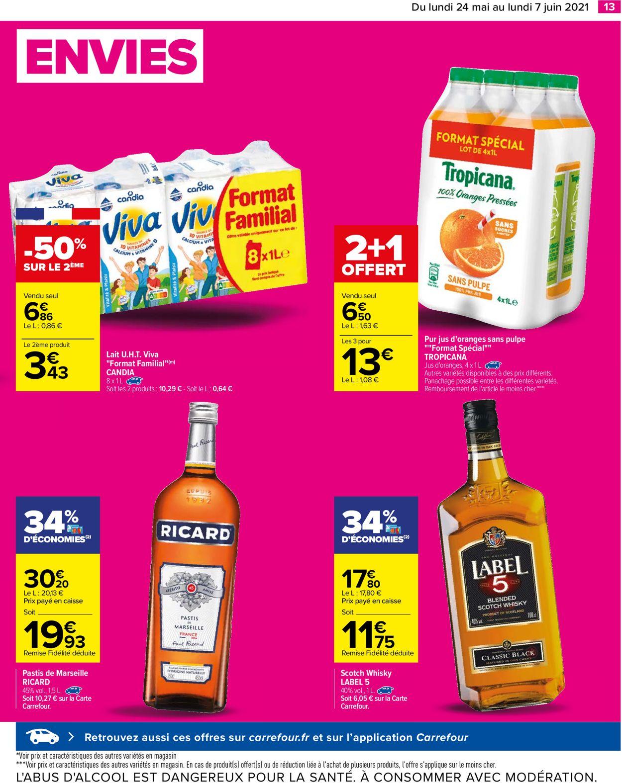 Carrefour Catalogue - 24.05-07.06.2021 (Page 13)