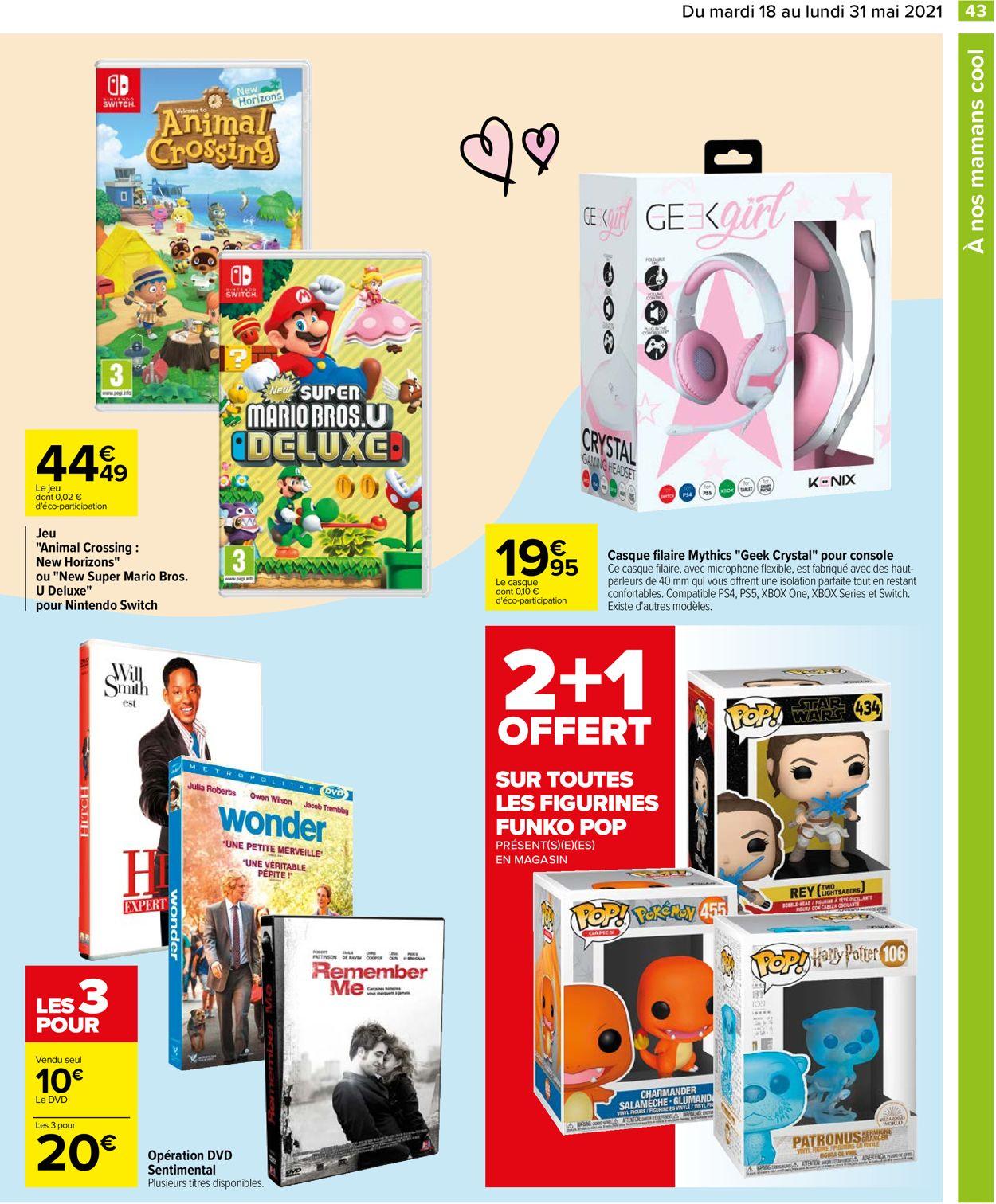 Carrefour Catalogue - 18.05-31.05.2021 (Page 43)