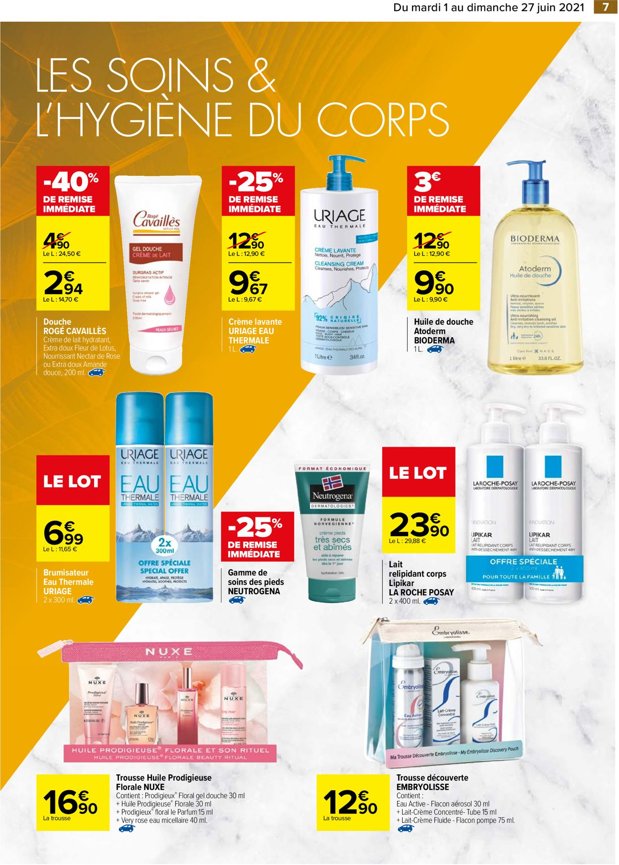 Carrefour Catalogue - 01.06-27.06.2021 (Page 7)