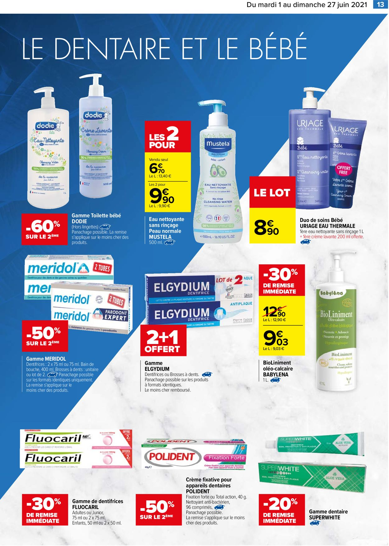 Carrefour Catalogue - 01.06-27.06.2021 (Page 13)