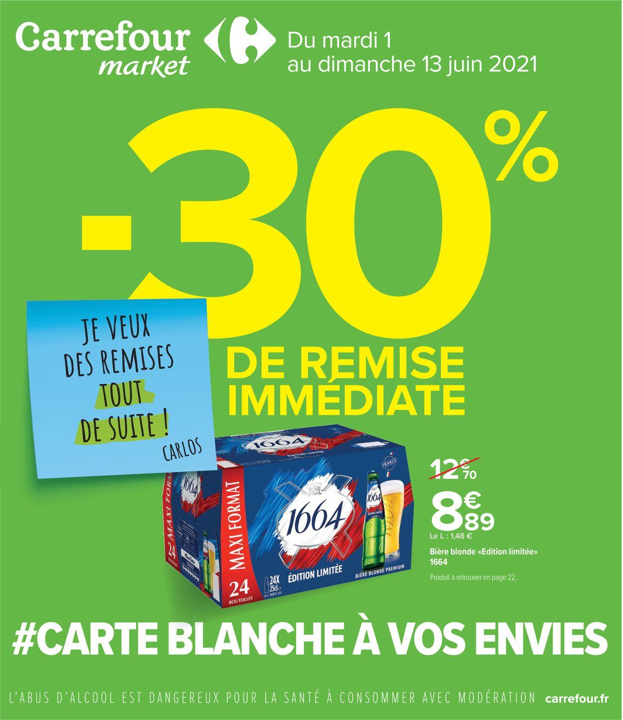 Carrefour Catalogue - 01.06-13.06.2021