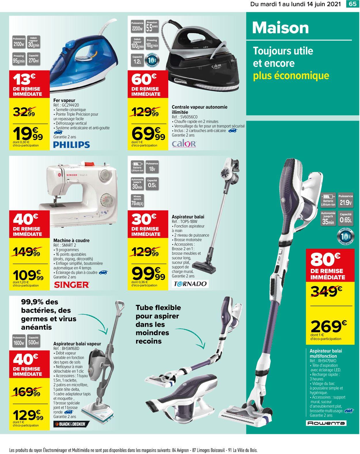 Carrefour Catalogue - 01.06-14.06.2021 (Page 68)