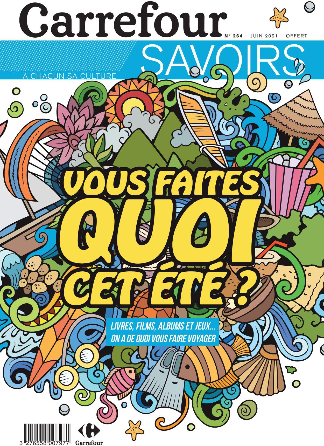 Carrefour Catalogue - 01.06-30.06.2021