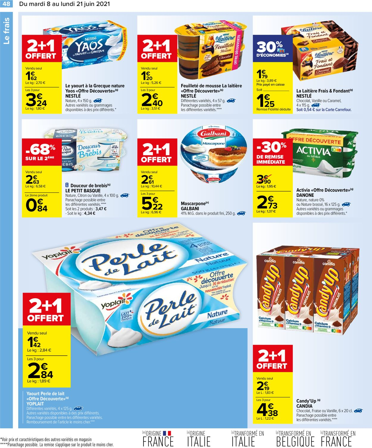 Carrefour Catalogue - 08.06-21.06.2021 (Page 53)
