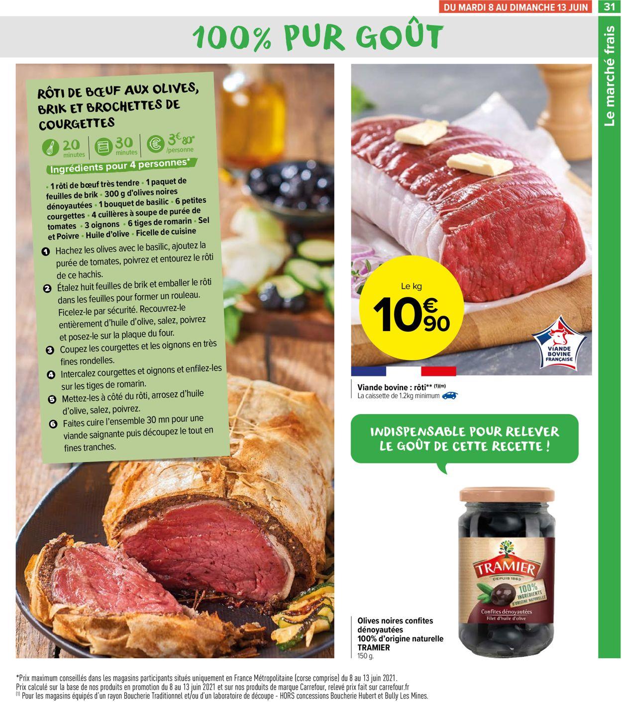 Carrefour Catalogue - 08.06-20.06.2021 (Page 31)