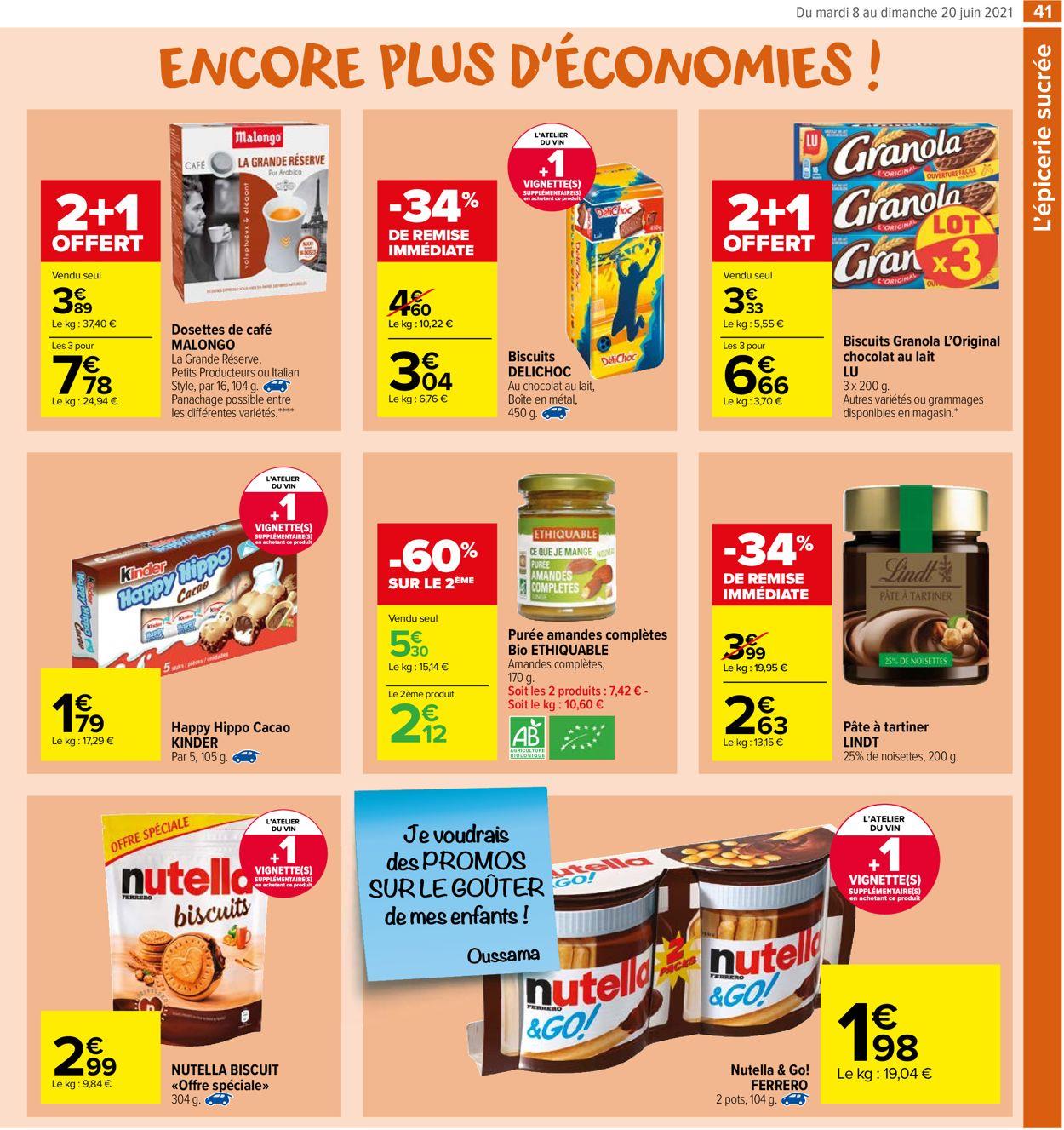 Carrefour Catalogue - 08.06-20.06.2021 (Page 41)