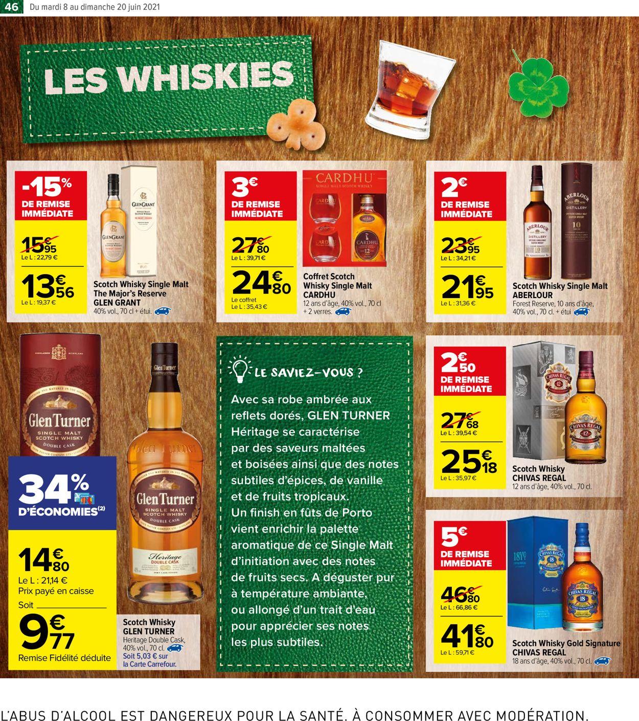Carrefour Catalogue - 08.06-20.06.2021 (Page 46)