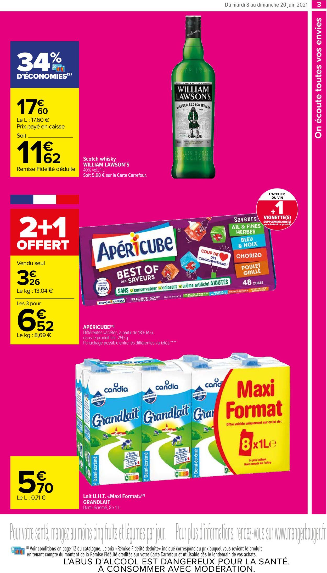 Carrefour Catalogue - 08.06-20.06.2021 (Page 3)