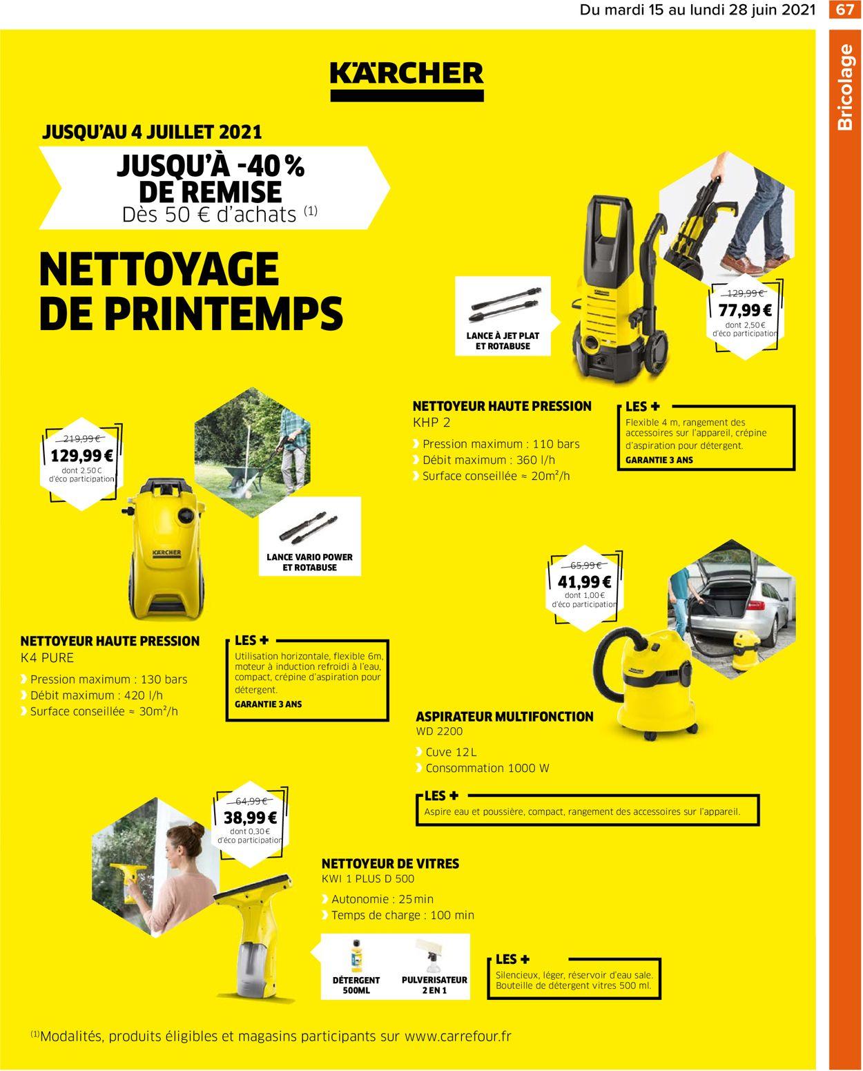 Carrefour Catalogue - 15.06-28.06.2021 (Page 72)
