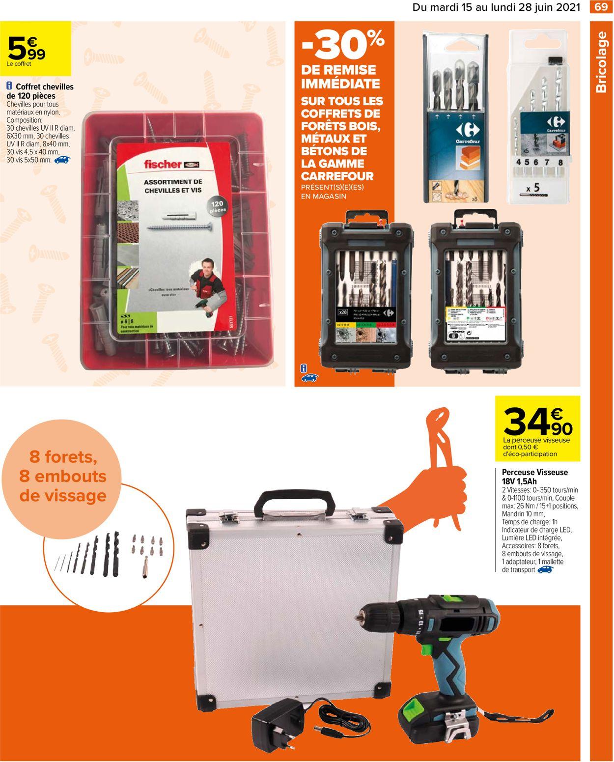 Carrefour Catalogue - 15.06-28.06.2021 (Page 74)