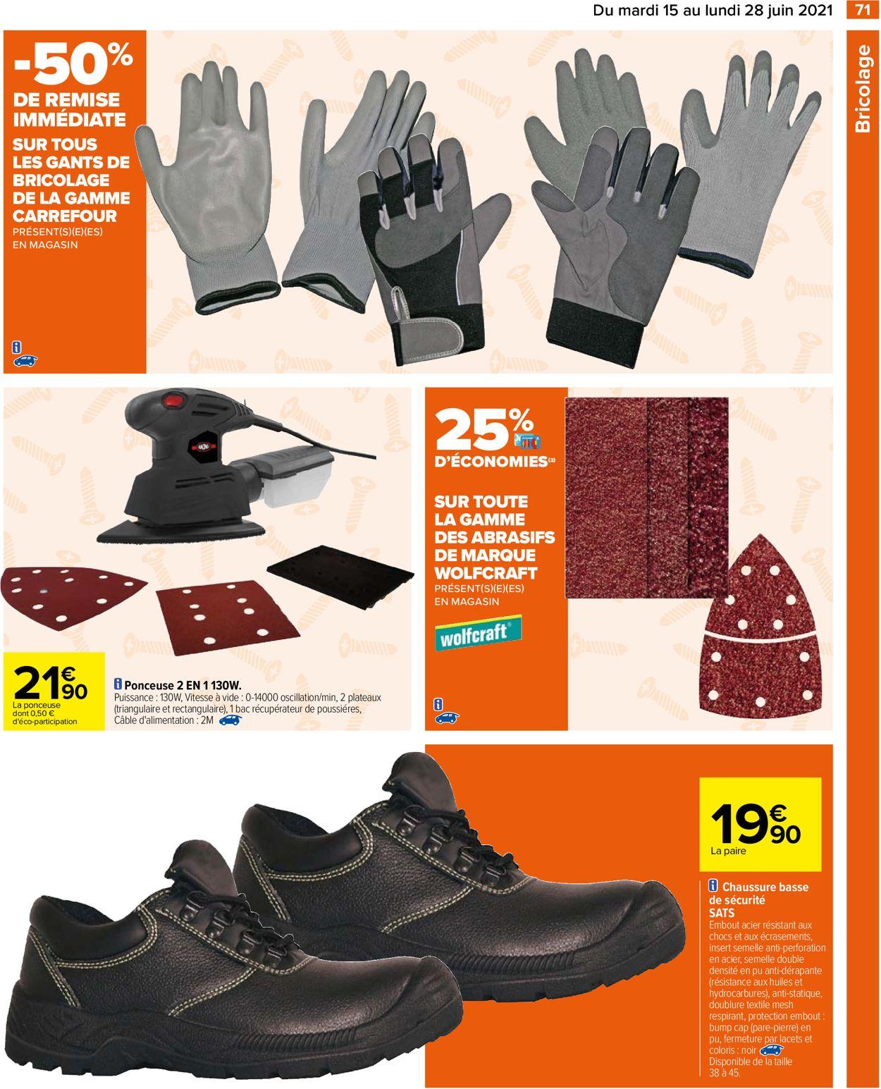 Carrefour Catalogue - 15.06-28.06.2021 (Page 76)