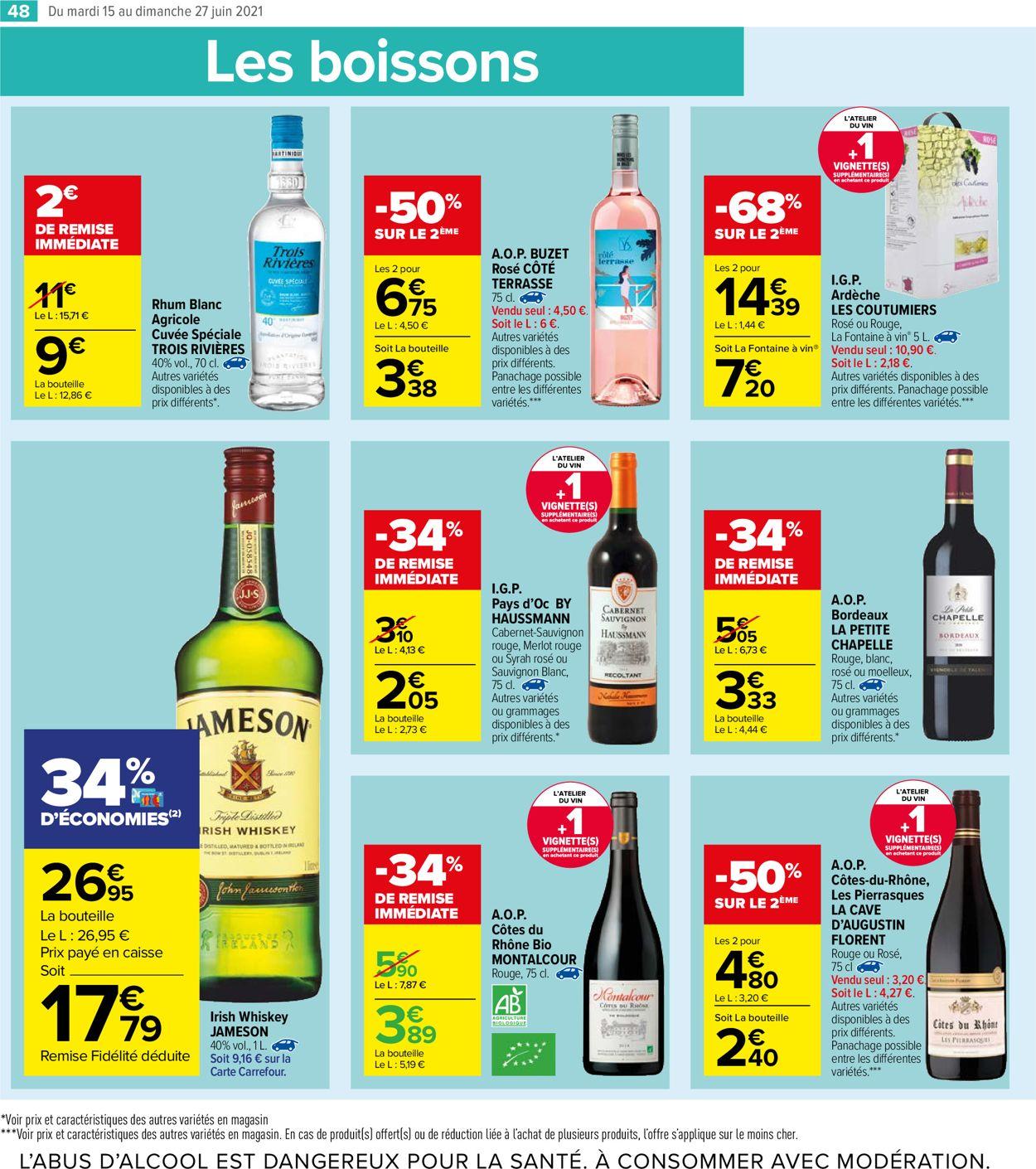 Carrefour Catalogue - 15.06-27.06.2021 (Page 48)