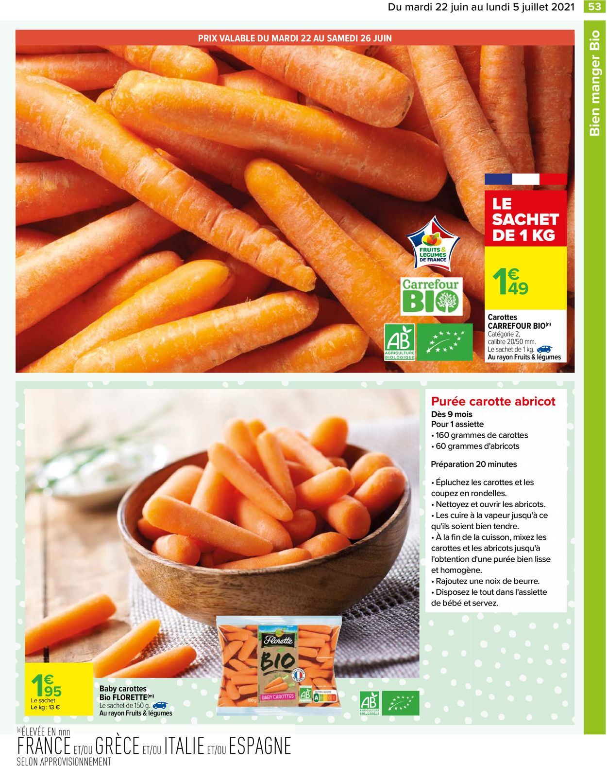 Carrefour Catalogue - 22.06-05.07.2021 (Page 53)