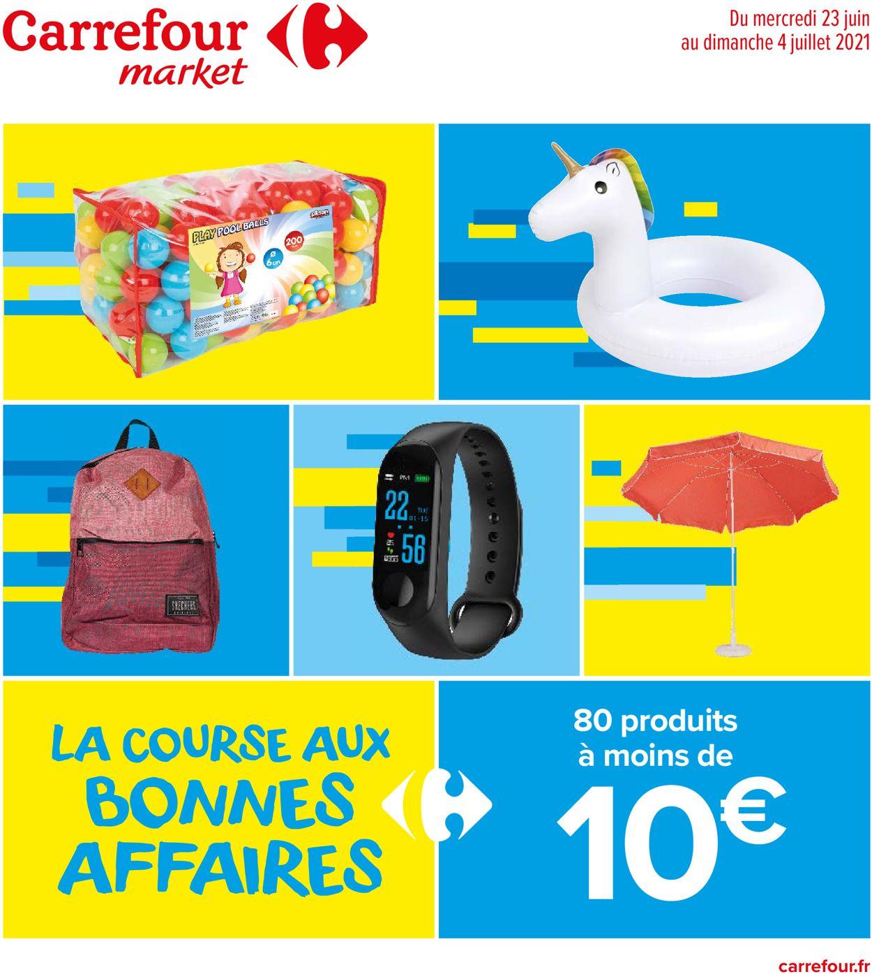 Carrefour Catalogue - 23.06-04.07.2021