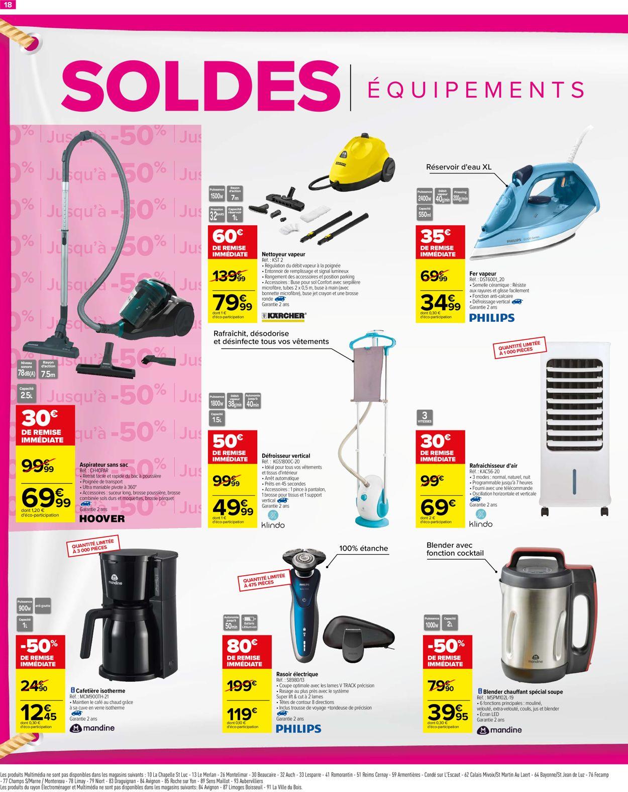 Carrefour Catalogue - 30.06-12.07.2021 (Page 18)
