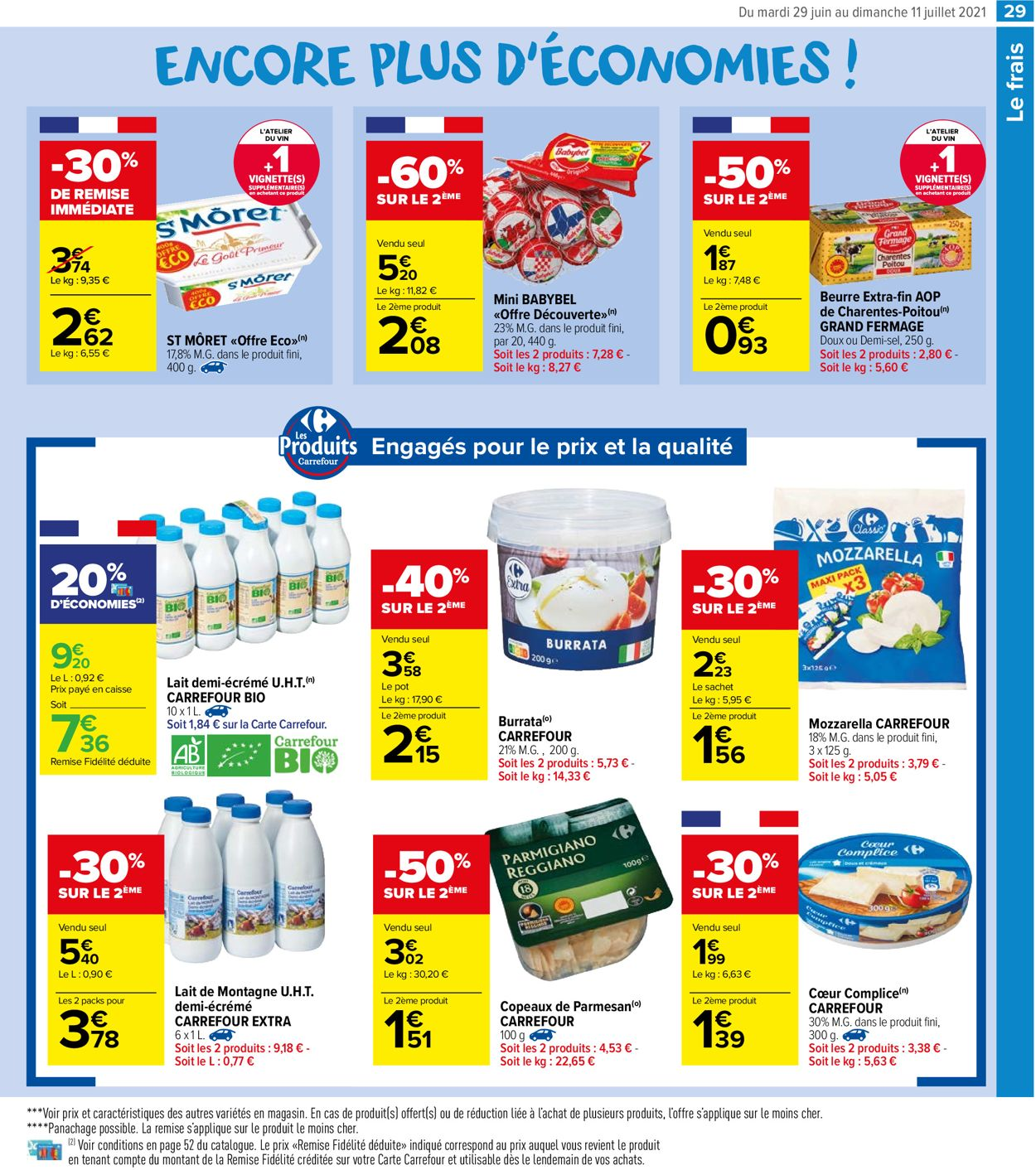 Carrefour Catalogue - 29.06-11.07.2021 (Page 29)
