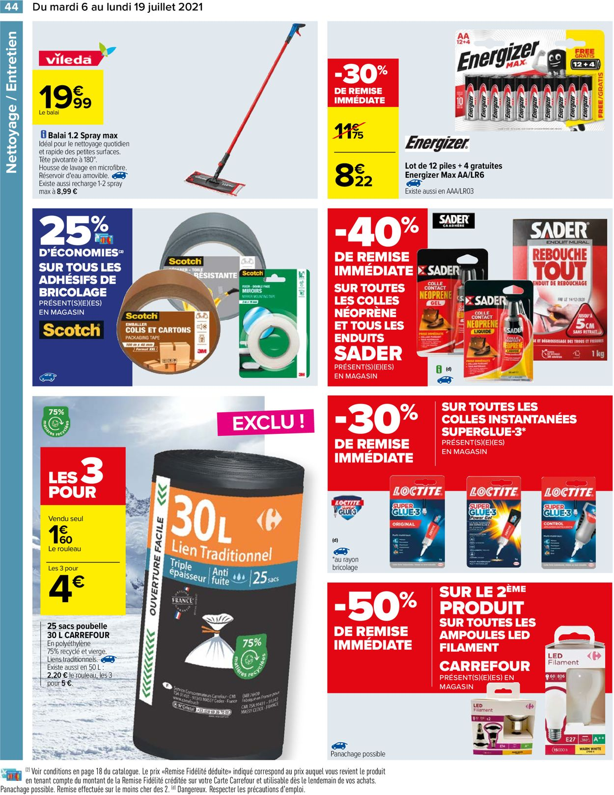 Carrefour Catalogue - 06.07-19.07.2021 (Page 46)