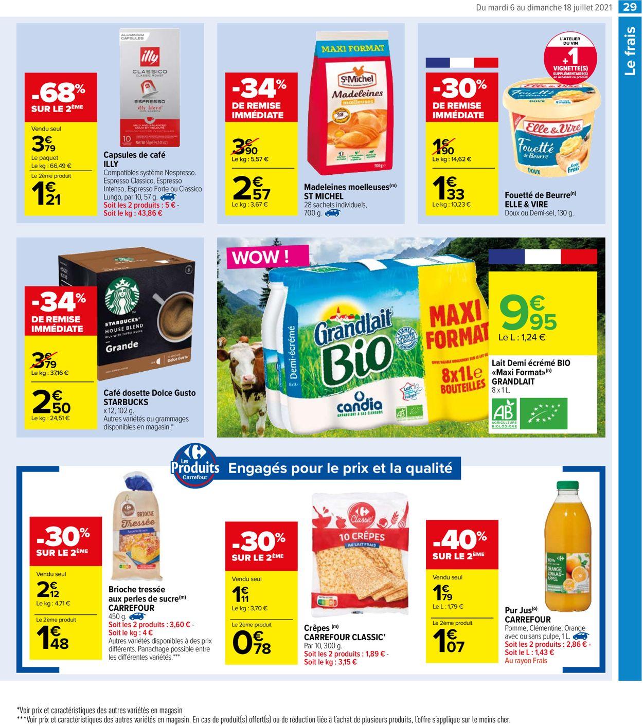 Carrefour Catalogue - 06.07-18.07.2021 (Page 29)