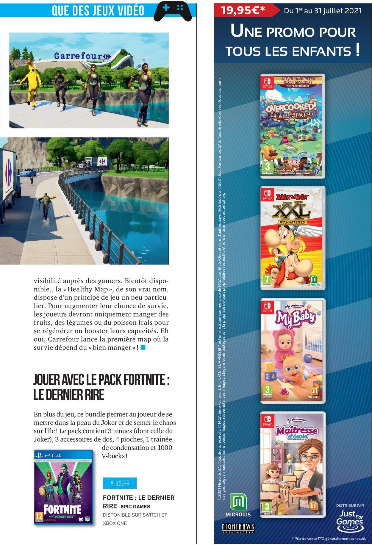 Carrefour Catalogue - 01.07-31.07.2021 (Page 43)