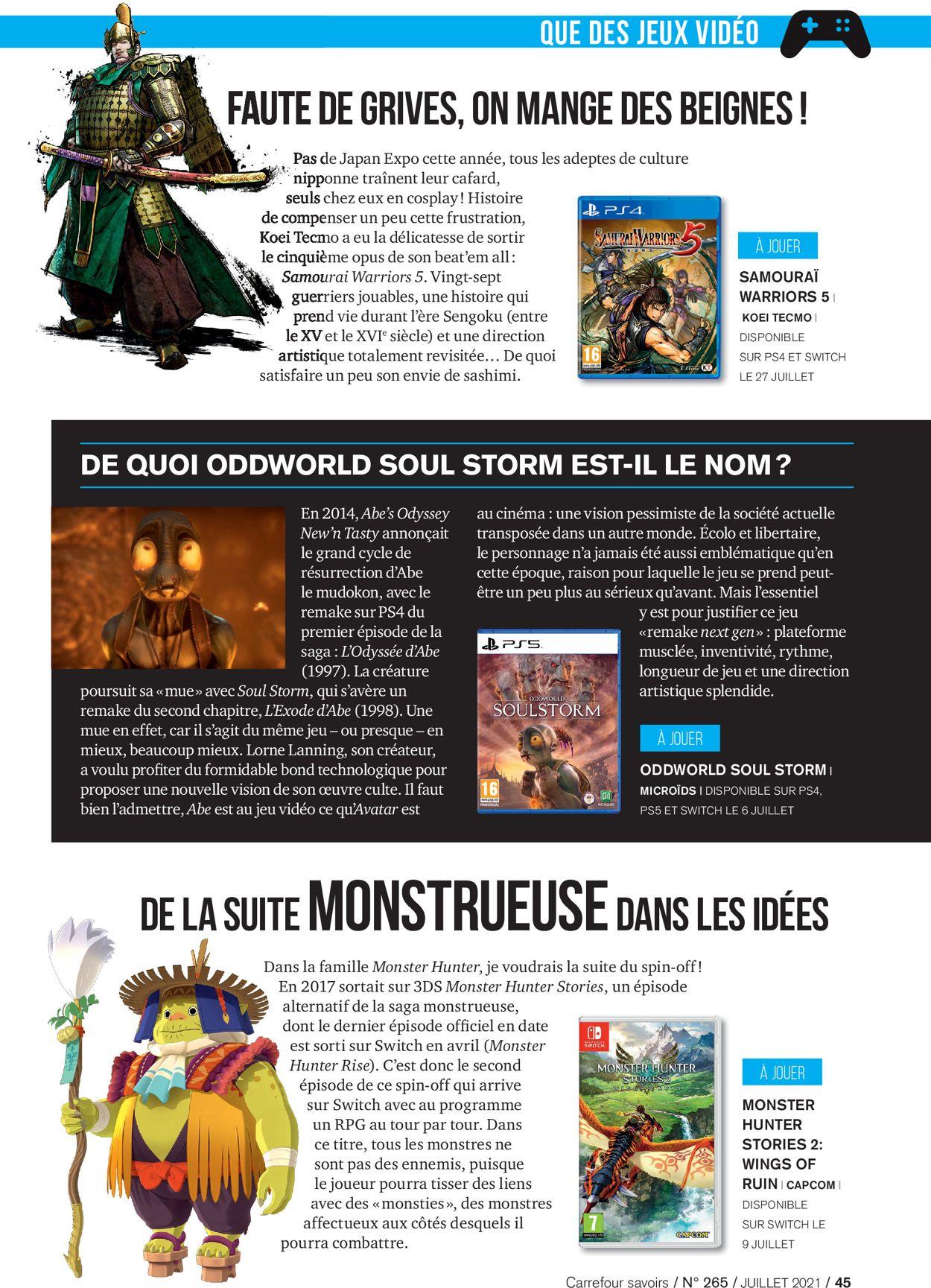 Carrefour Catalogue - 01.07-31.07.2021 (Page 45)