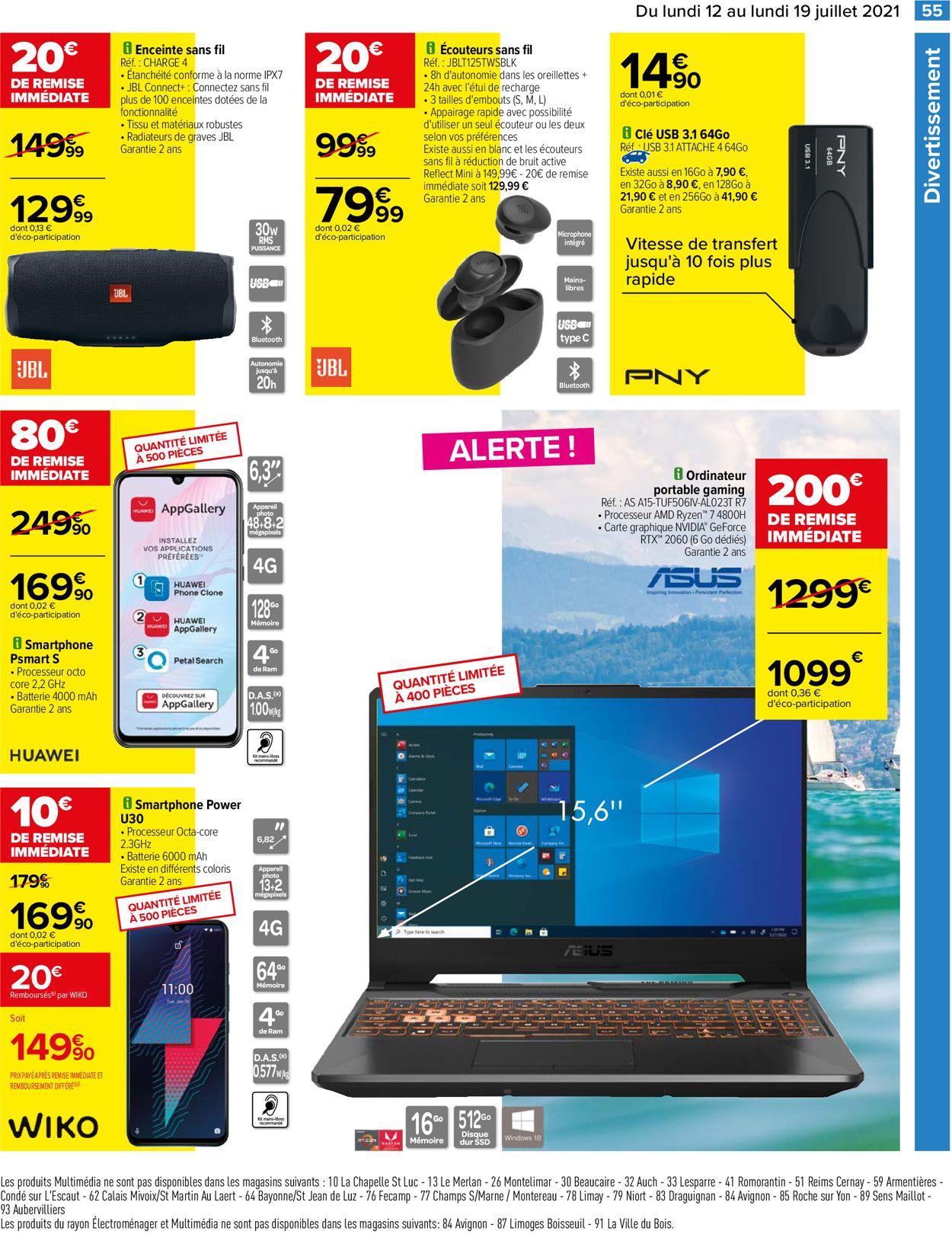 Carrefour Catalogue - 12.07-19.07.2021 (Page 59)
