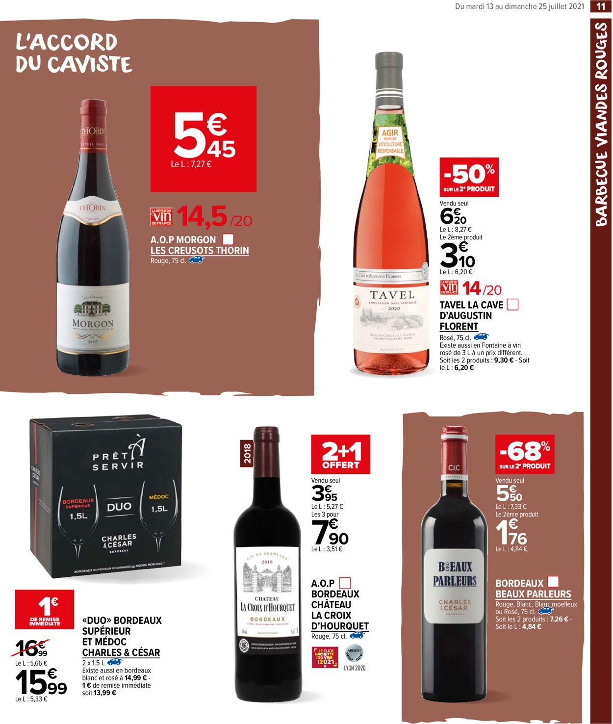 Carrefour Catalogue - 13.07-25.07.2021 (Page 11)