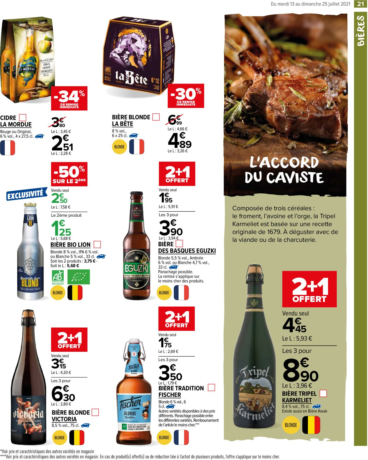 Carrefour Catalogue - 13.07-25.07.2021 (Page 21)