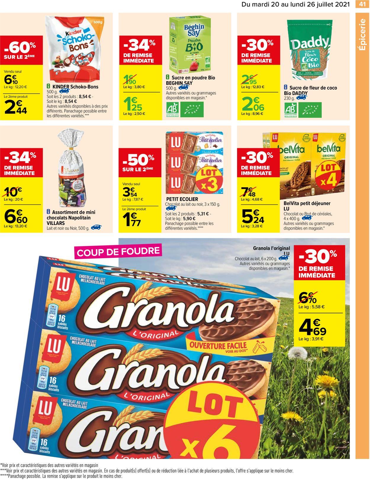 Carrefour Catalogue - 20.07-26.07.2021 (Page 45)