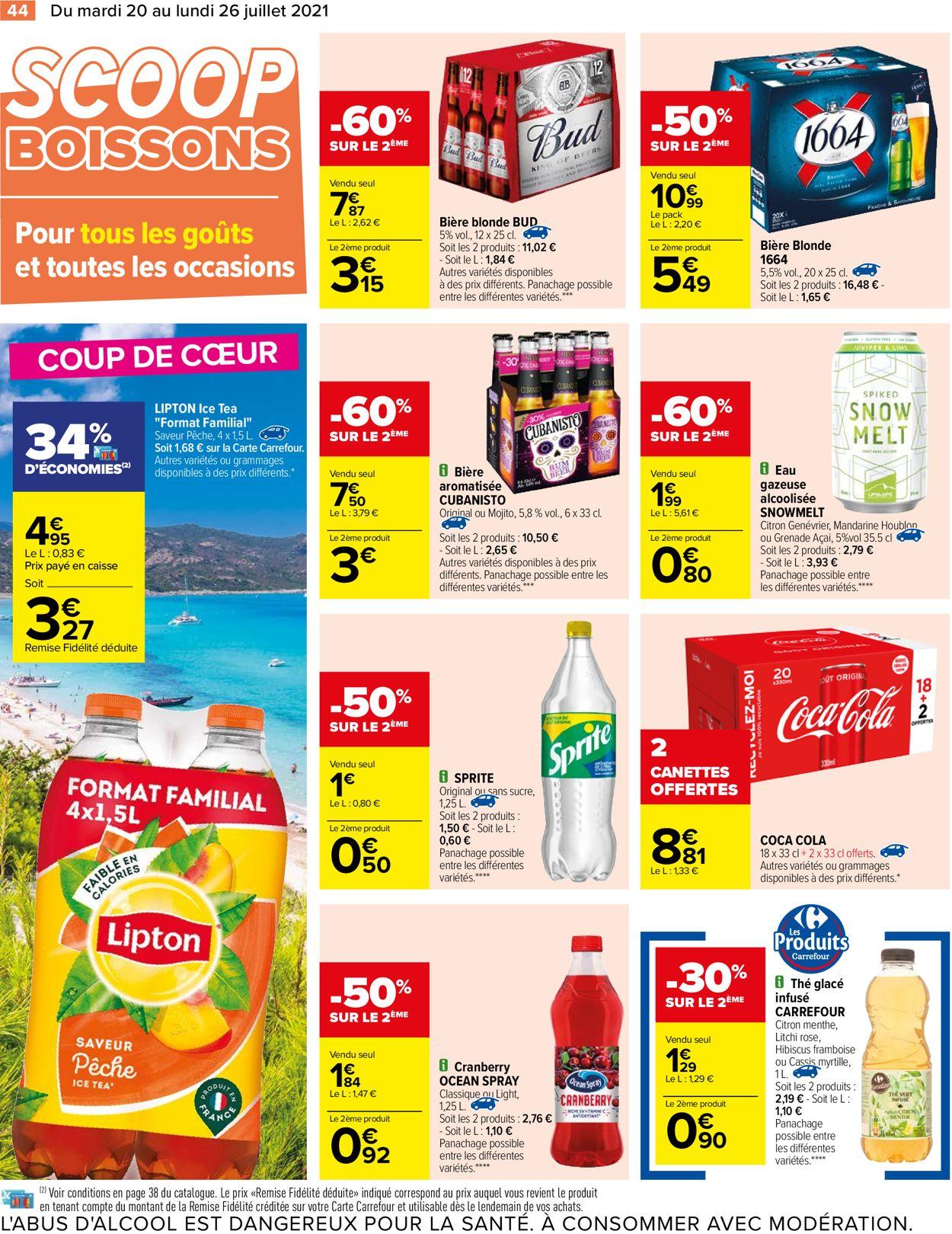 Carrefour Catalogue - 20.07-26.07.2021 (Page 48)