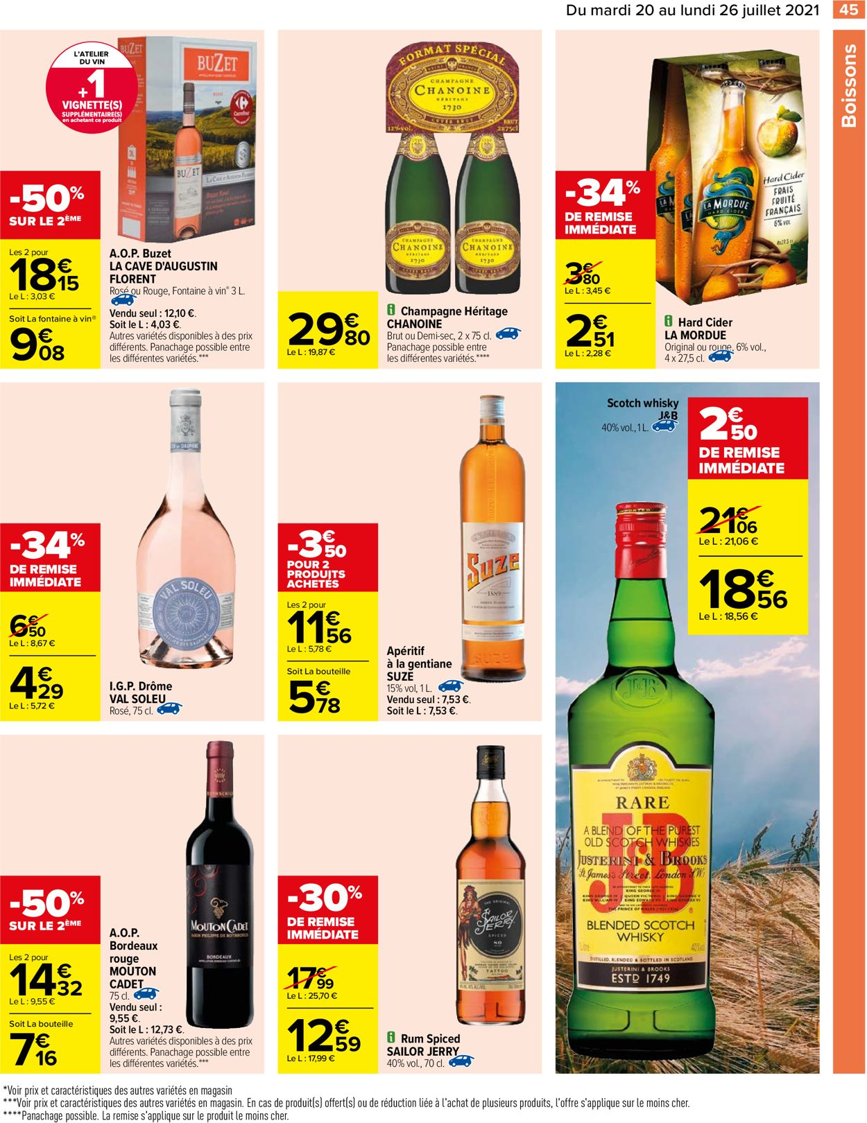 Carrefour Catalogue - 20.07-26.07.2021 (Page 49)