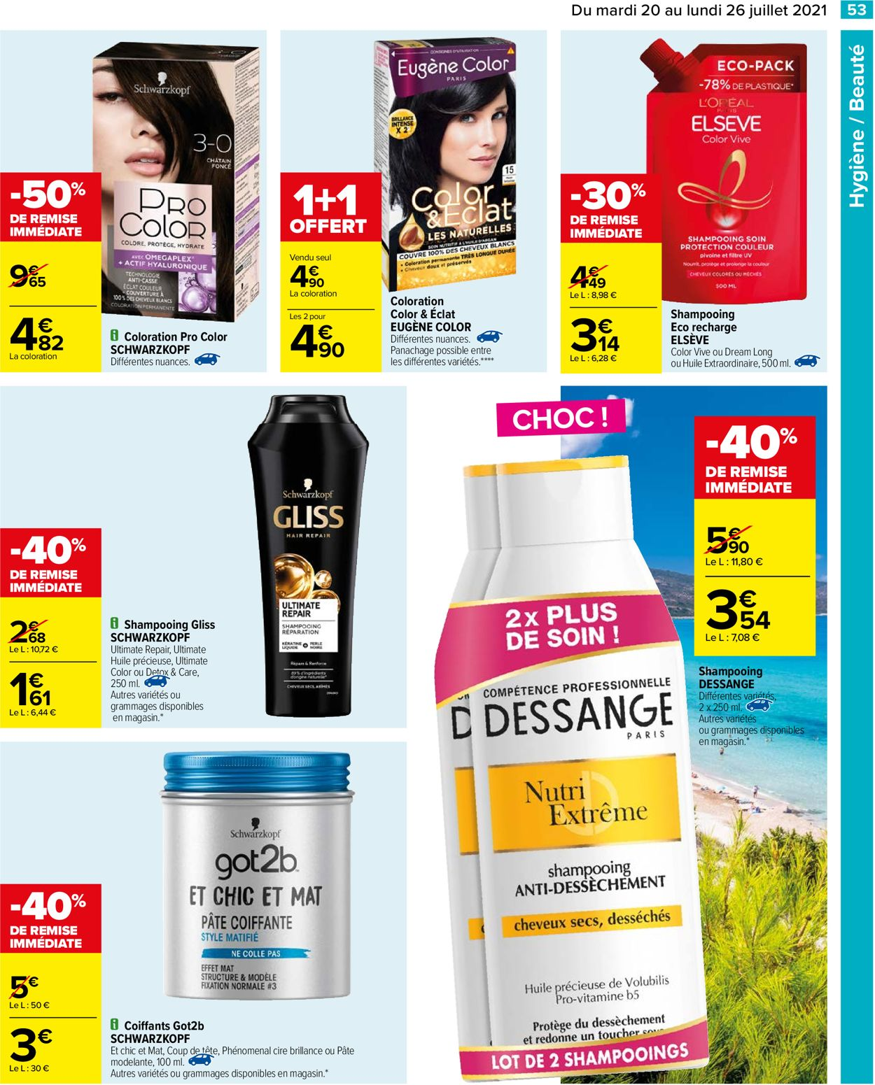 Carrefour Catalogue - 20.07-26.07.2021 (Page 57)