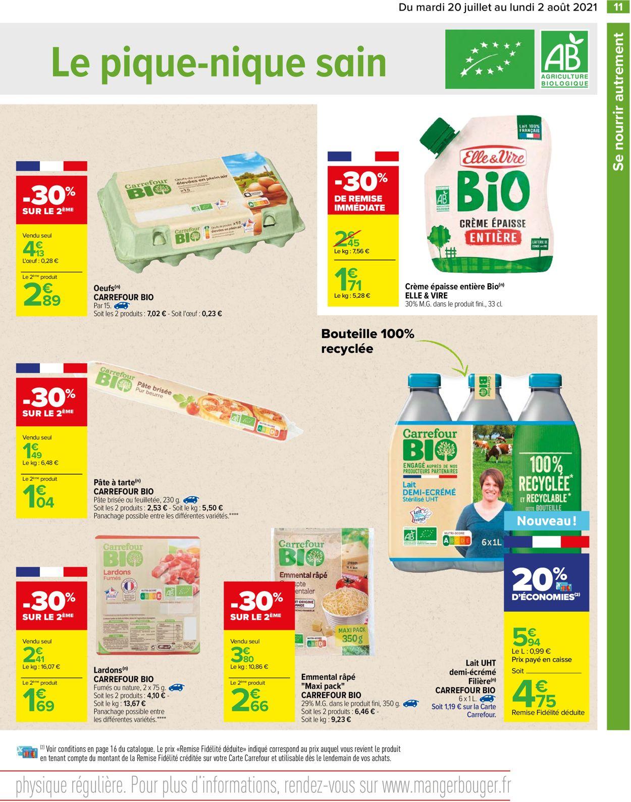 Carrefour Catalogue - 20.07-02.08.2021 (Page 11)