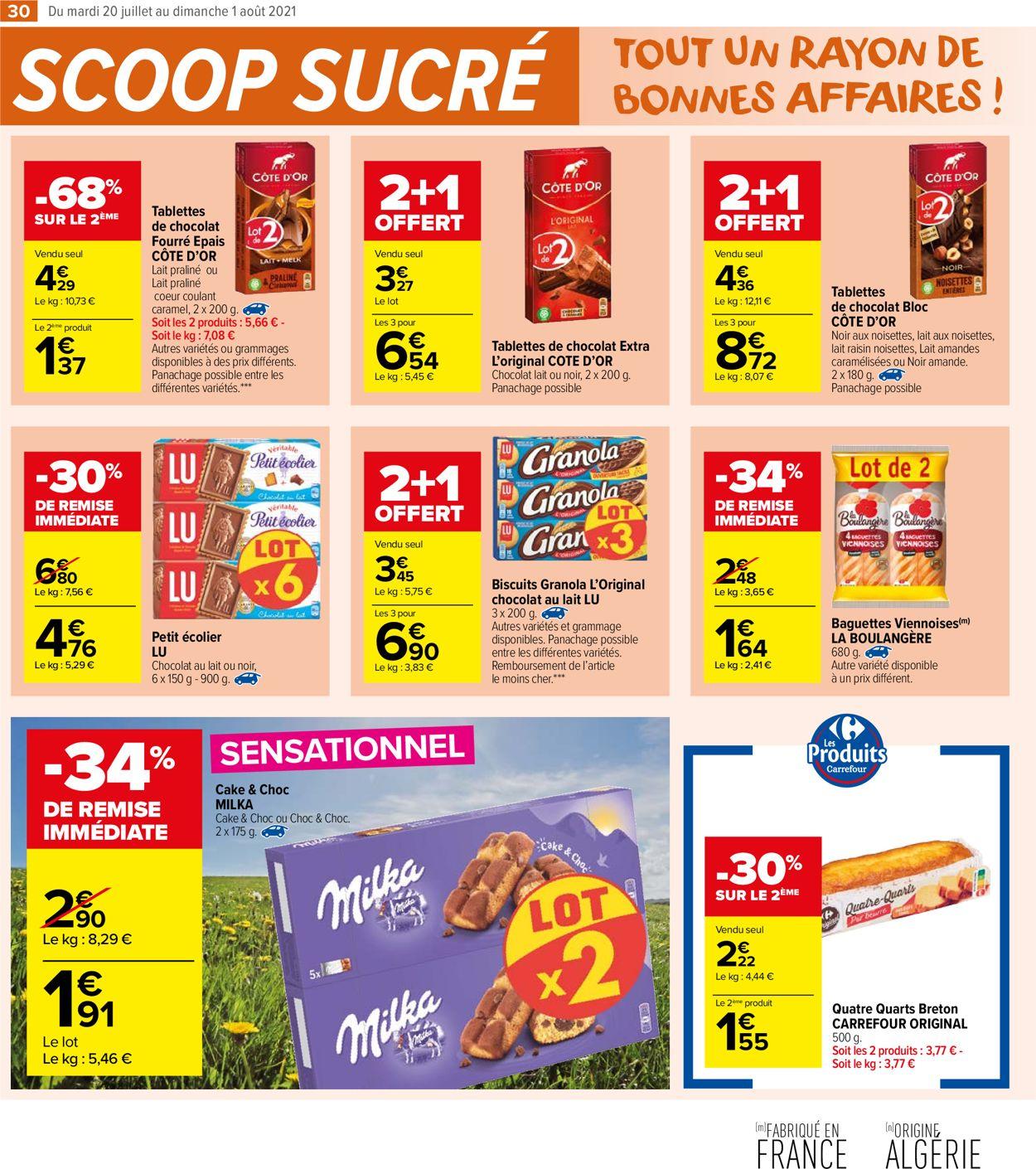 Carrefour Catalogue - 20.07-01.08.2021 (Page 30)